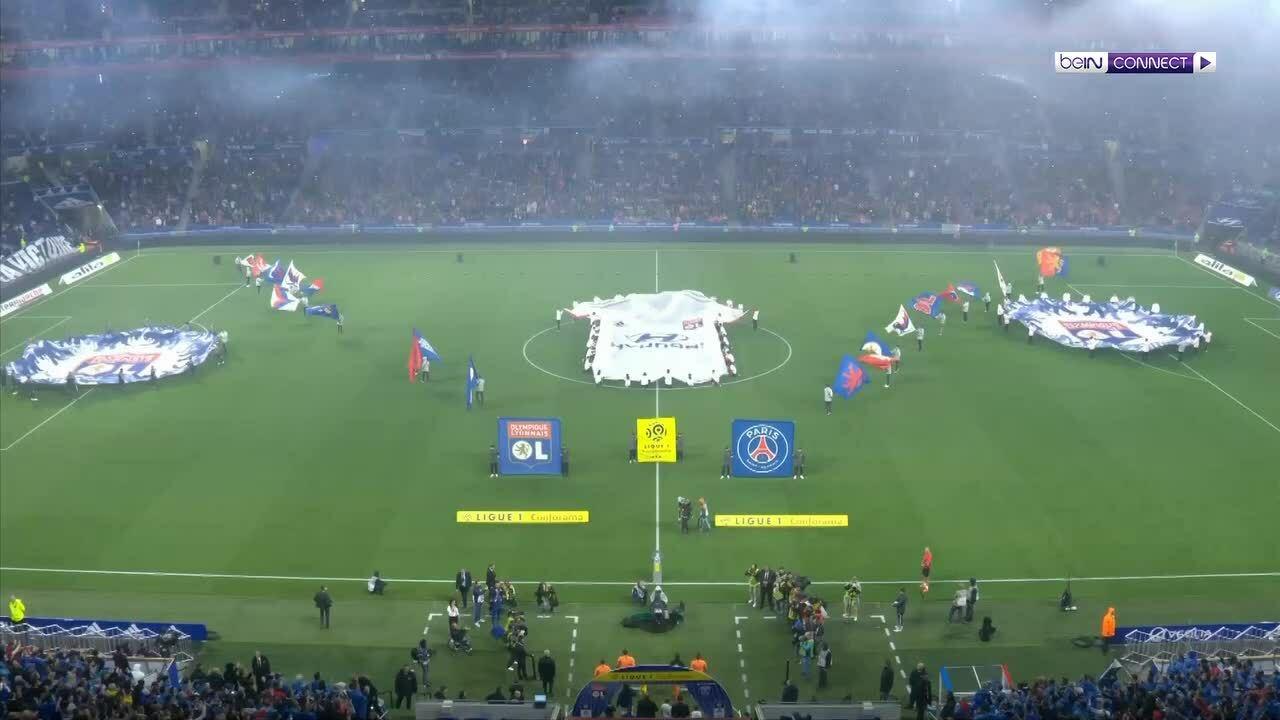 Lyon 0-1 PSG