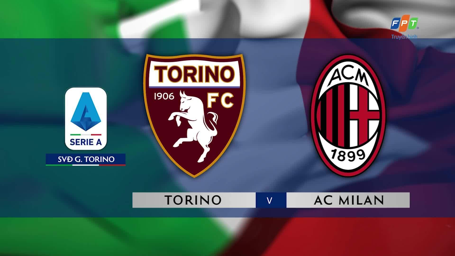 Torino 2-1 Milan