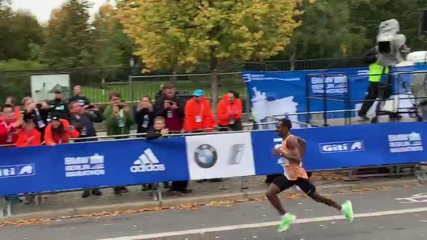 Bekele về nhất tại Berlin Marathon 2019