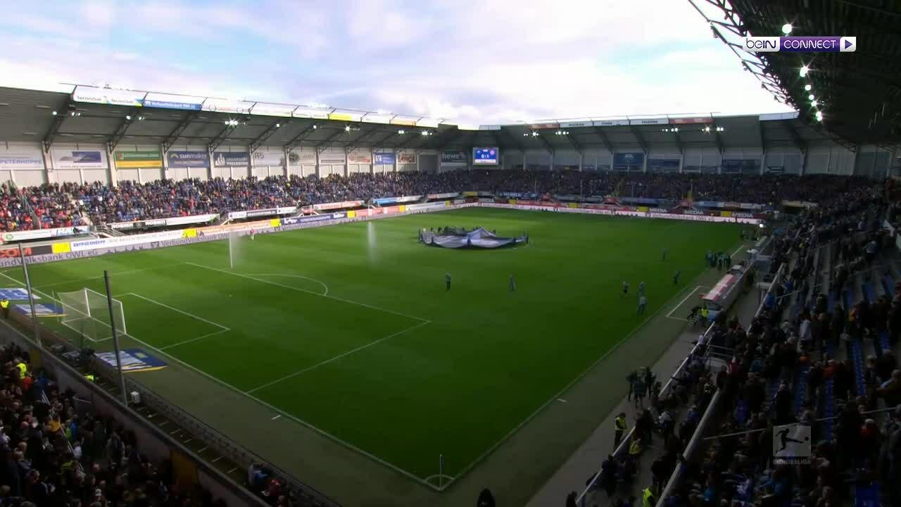 Paderborn 2-3 Bayern Munich