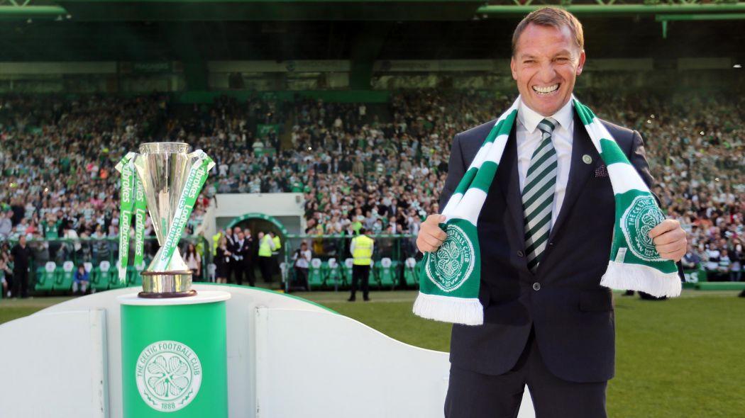 13.000 CĐV Celtic chào đón Rodgers