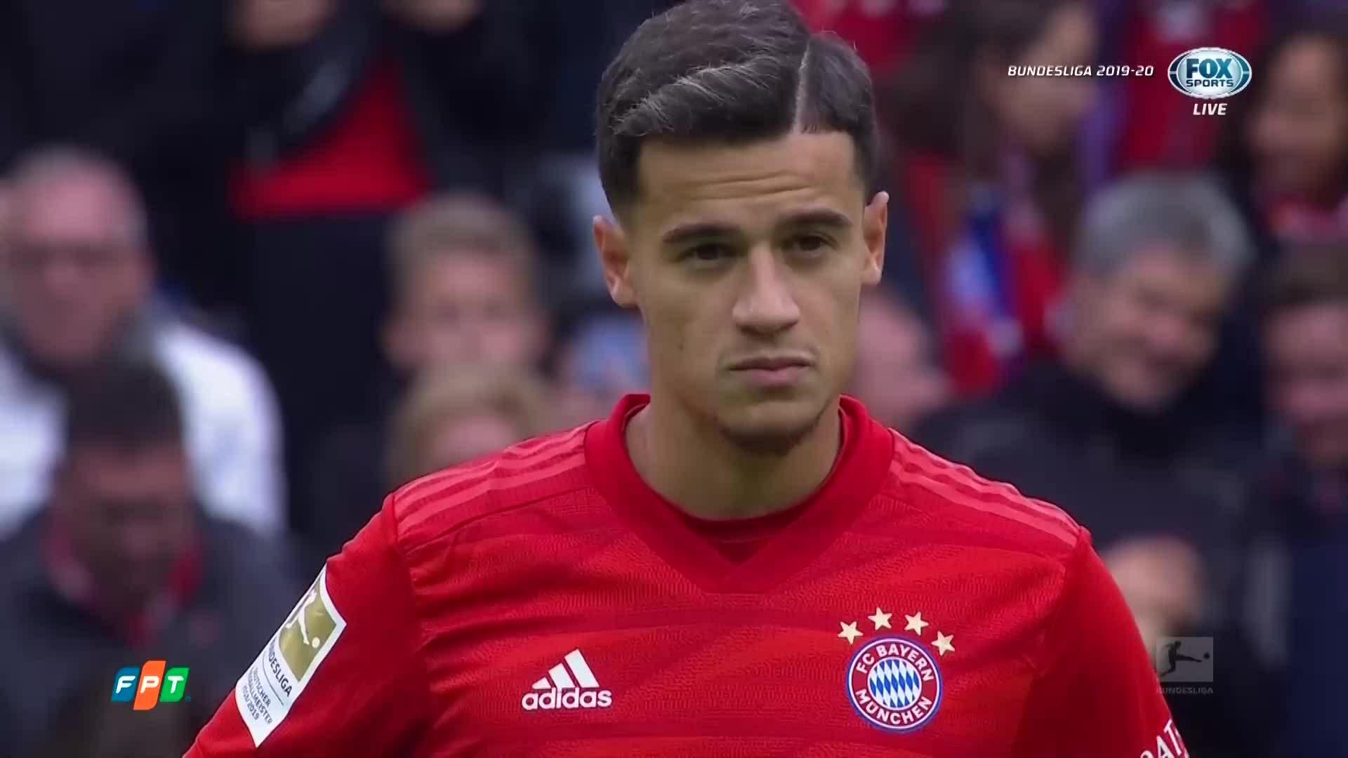 Bayern 1-2 Hoffenheim