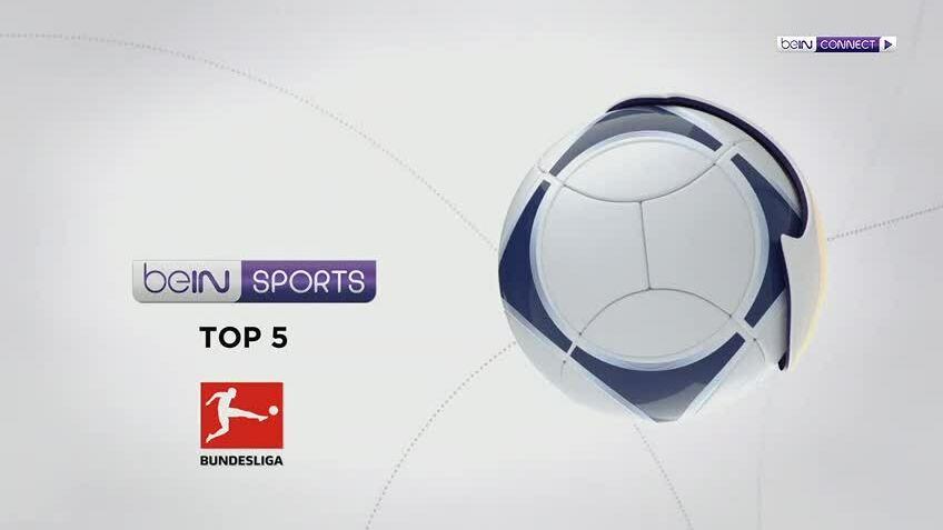 Top 5 bàn thắng vòng 7 Bundesliga