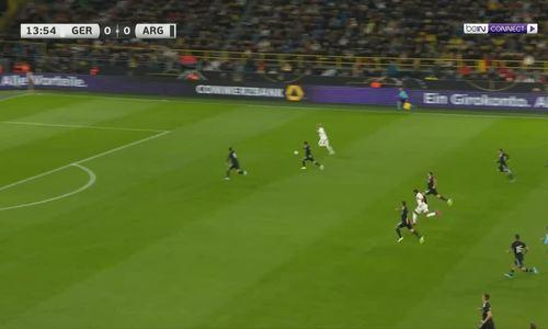 Đức 2-2 Argentina