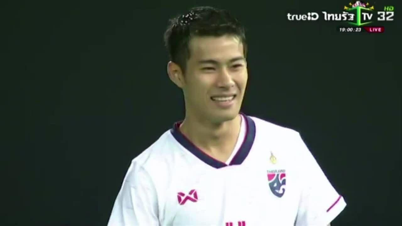 Thái Lan 1-1 Congo