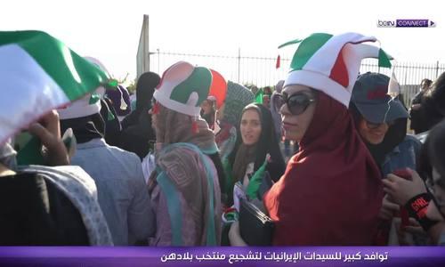 Iran gỡ bỏ lệnh cấm phụ nữ vào sân cổ vũ bóng đá