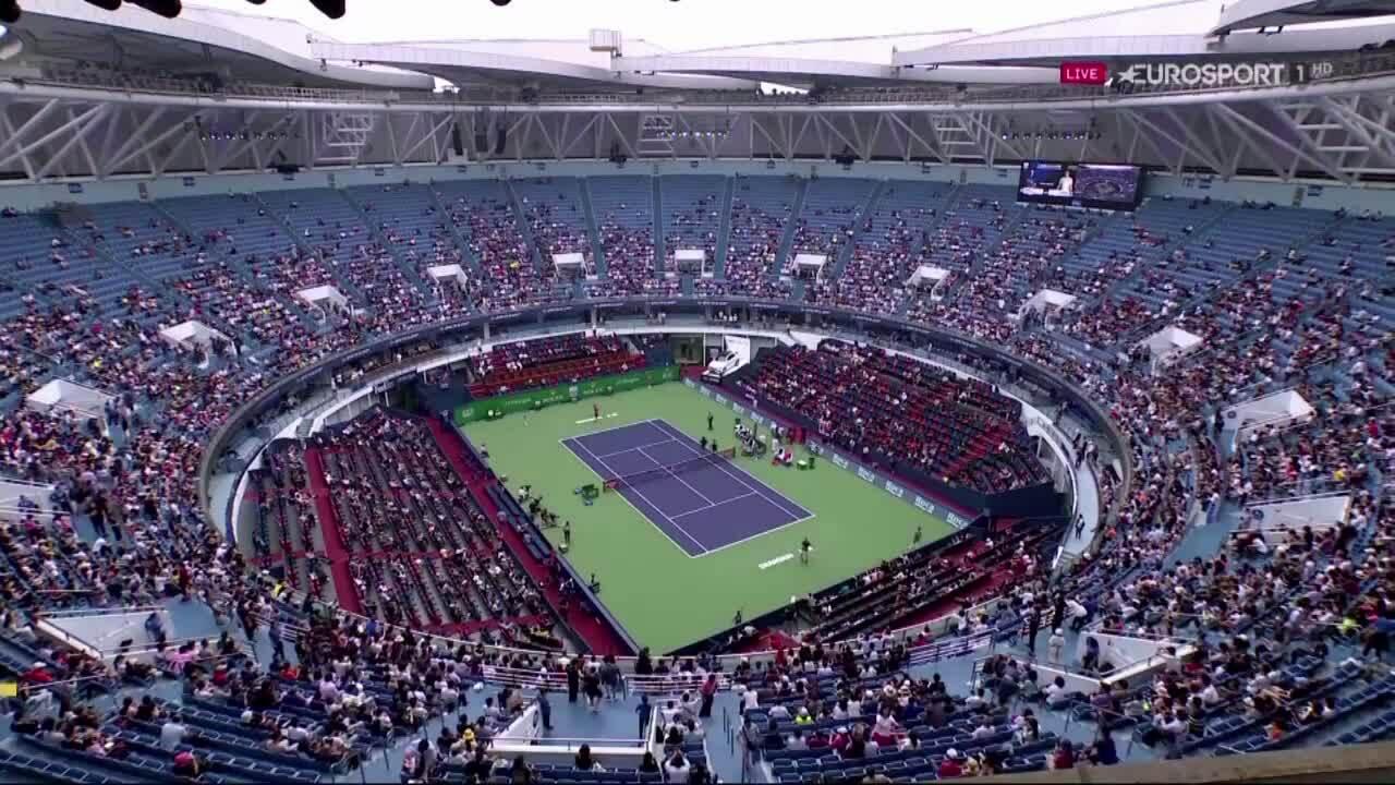 Novak Djokovic 1-2 Stefanos Tsitsipas