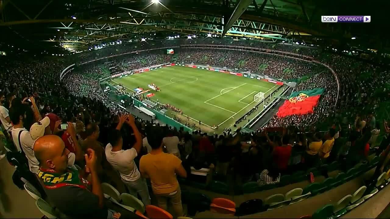 Bồ Đào Nha 3-0 Luxembourg