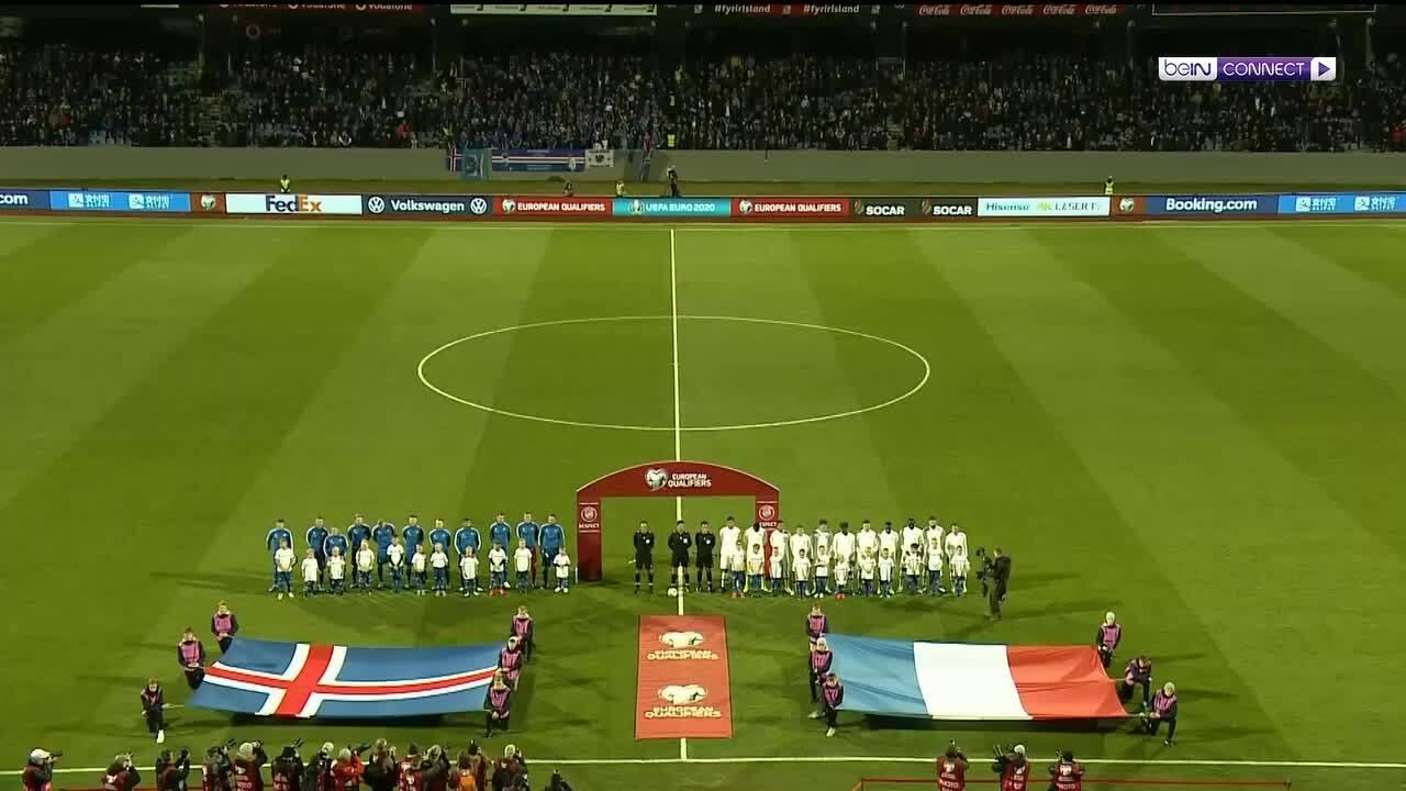 Iceland 0-1 Pháp