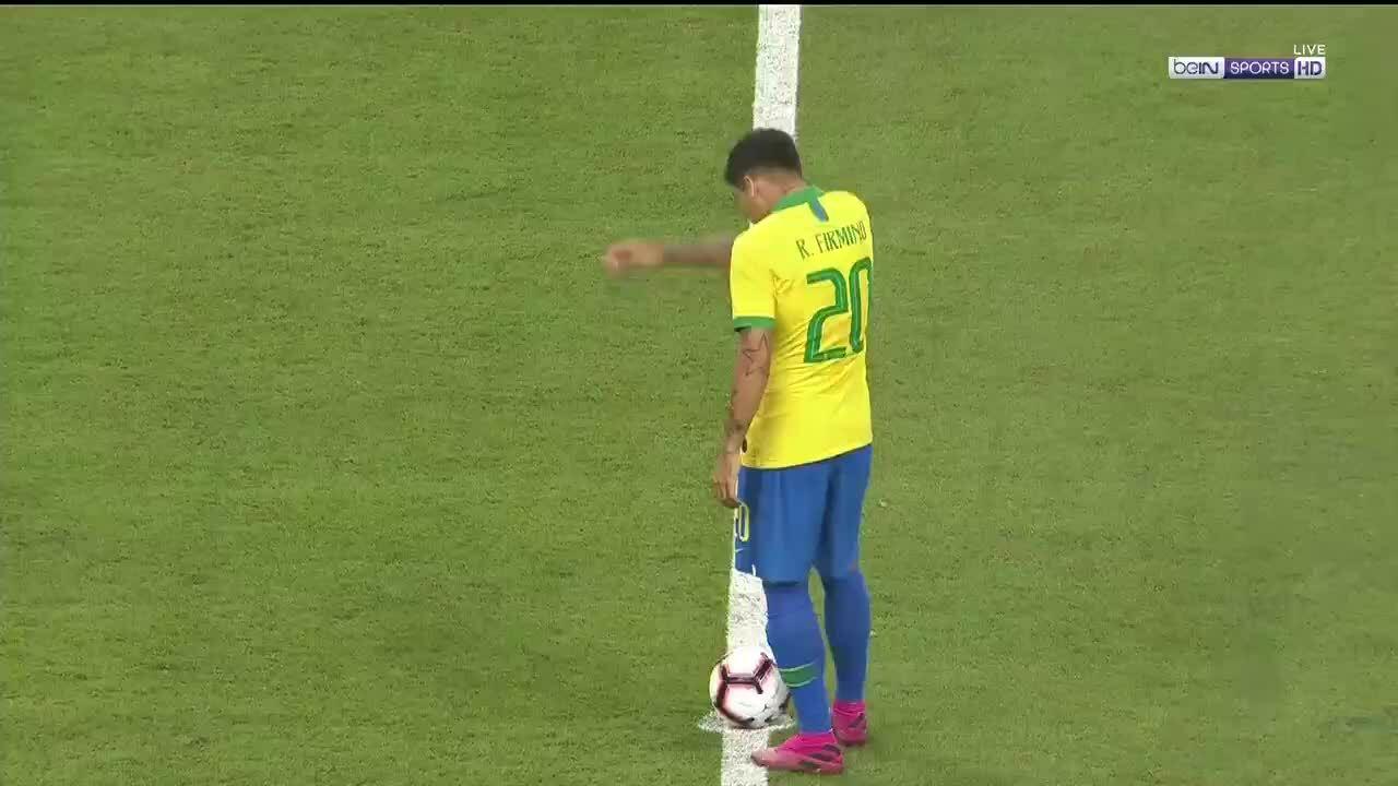 Brazil 1-1 Nigeria
