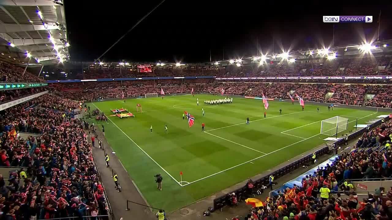 Na Uy 1-1 Tây Ban Nha