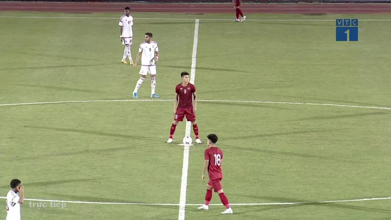 Việt Nam 1-1 UAE