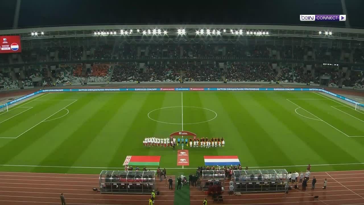Belarus 1-2 Hà Lan