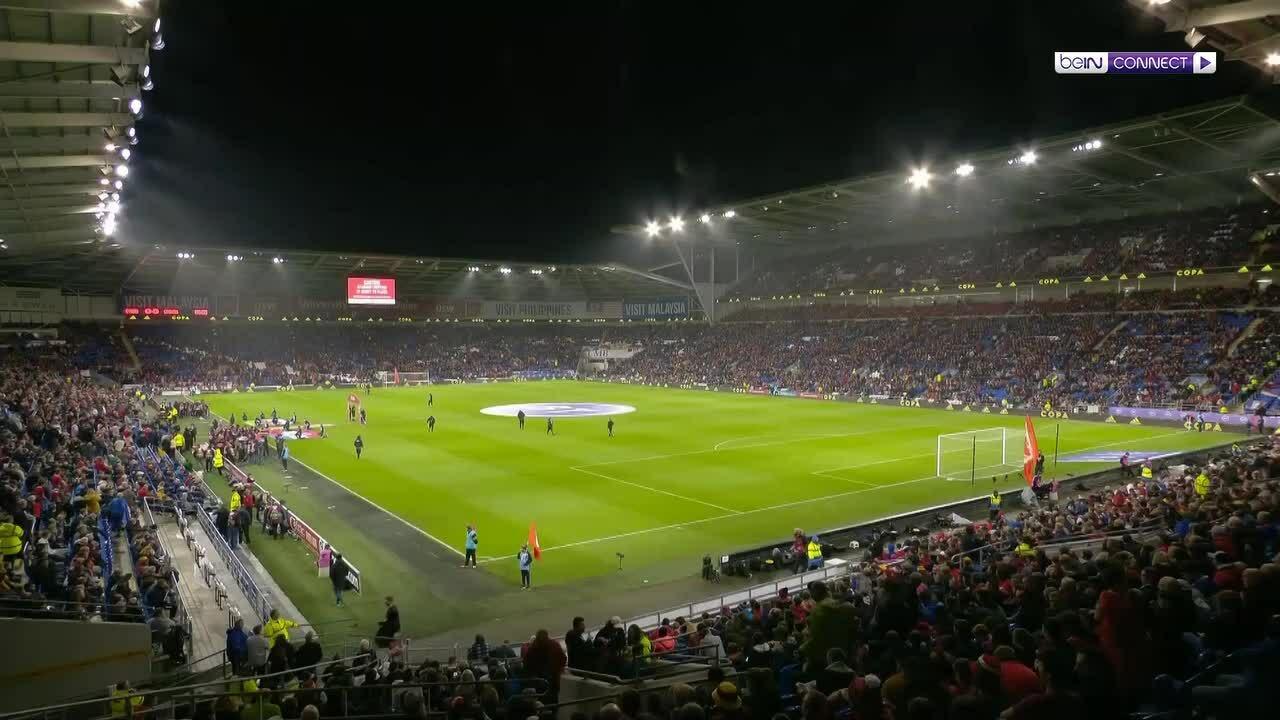 Xứ Wales 1-1 Croatia