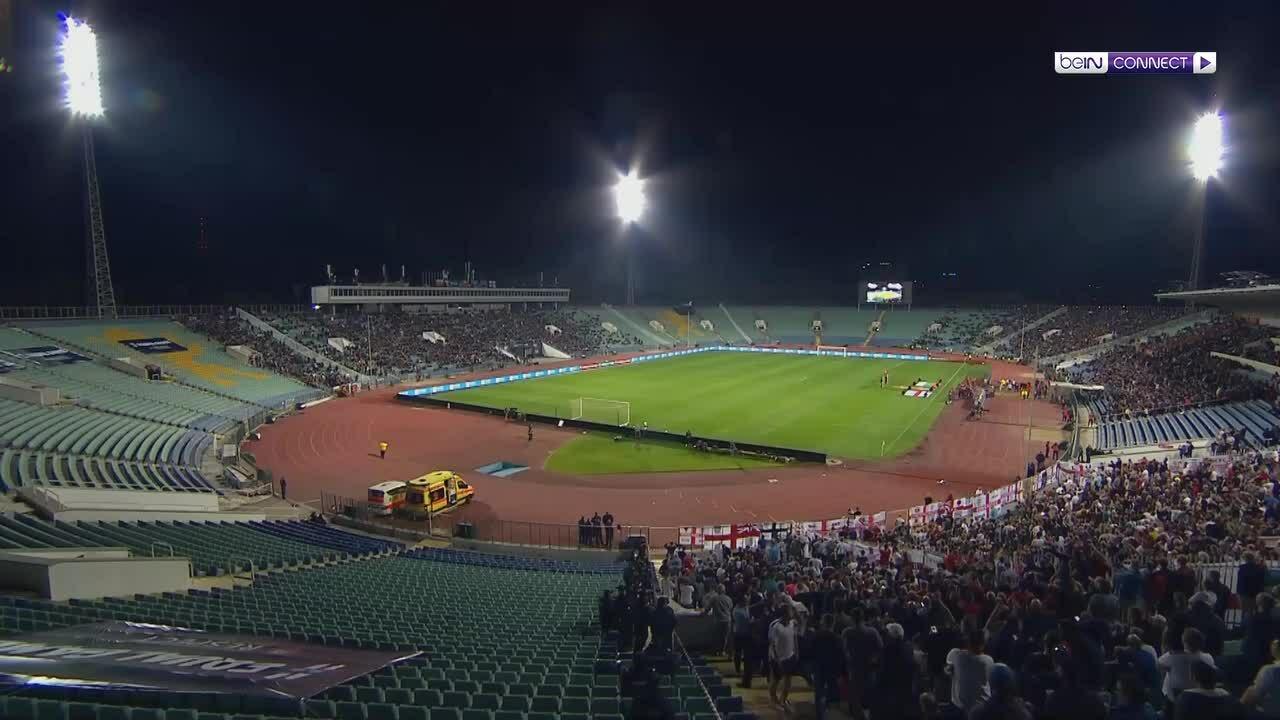 Bulgaria 0-6 Anh