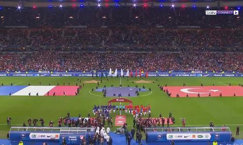 Pháp 1-1 Thổ Nhĩ Kỳ