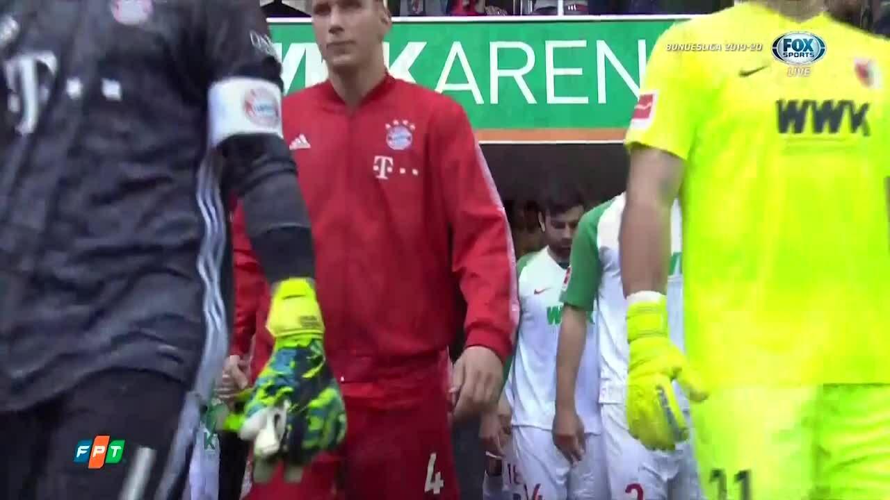 Augsburg 2-2 Bayern