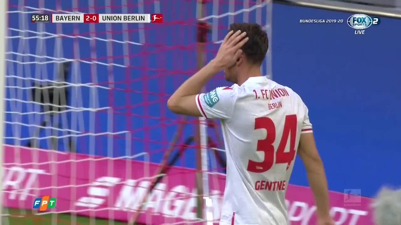 Lewandowski lập kỷ lục ghi bàn ở Bundesliga