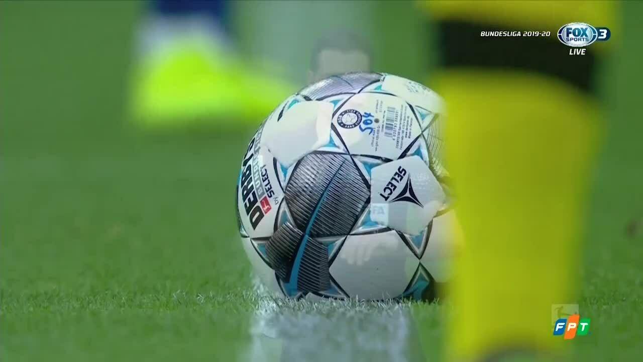 Schalke 04 0-0 Dortmund