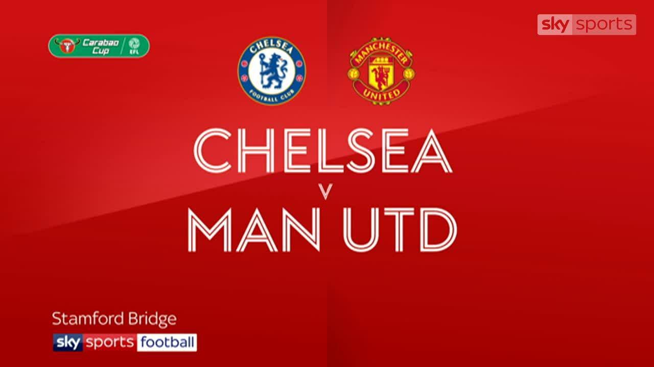 Chelsea 1-2 Man Utd