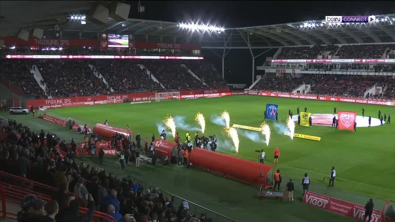 Dijon 2-1 PSG