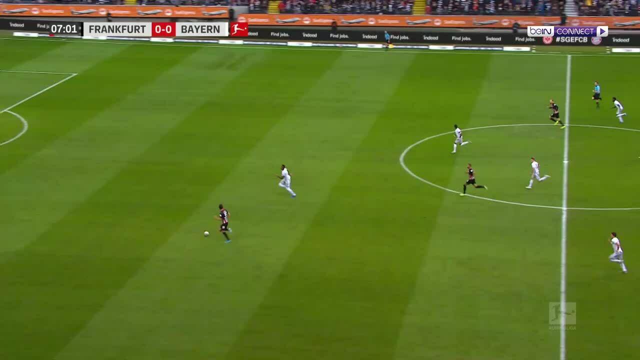 Frankfurt 5-1 Bayern Munich