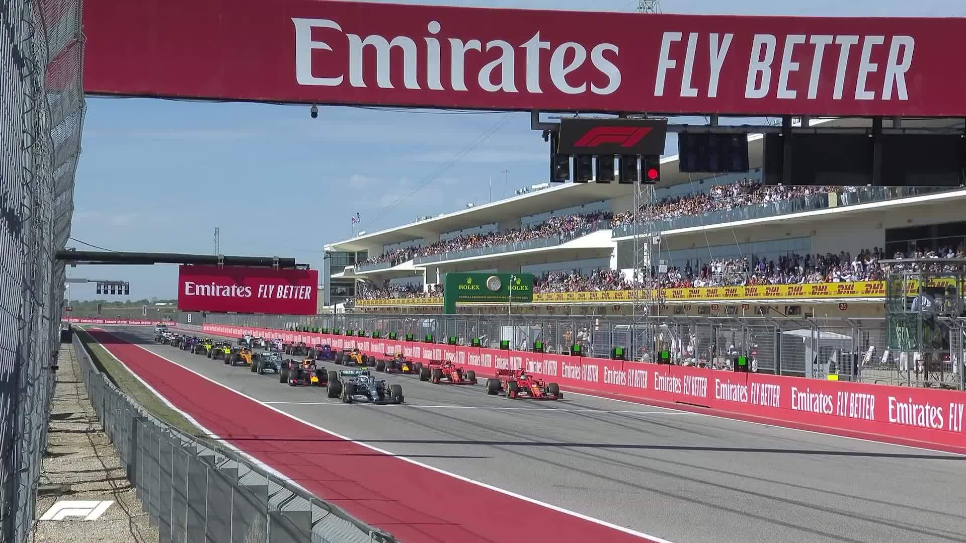 Valtteri Bottas về nhất tại F1 Mỹ GP