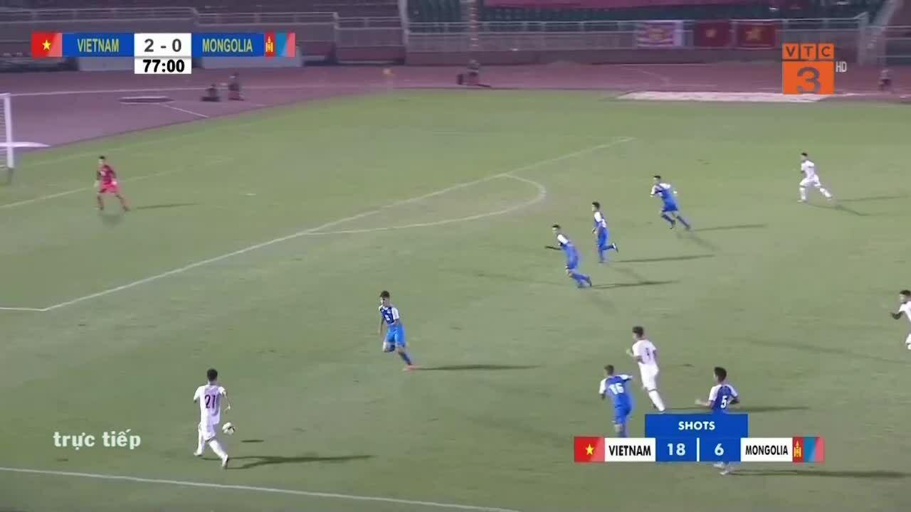 3-0 cho Việt Nam