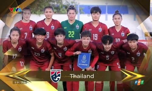 Đội tuyển nữ của năm