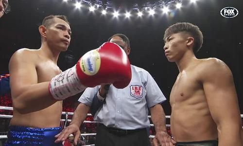 Naoya Inoue vô đich tại Boxing Super Series