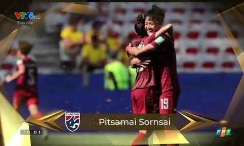 Pitsamai Sornsai giành giải cầu thủ nữ của năm