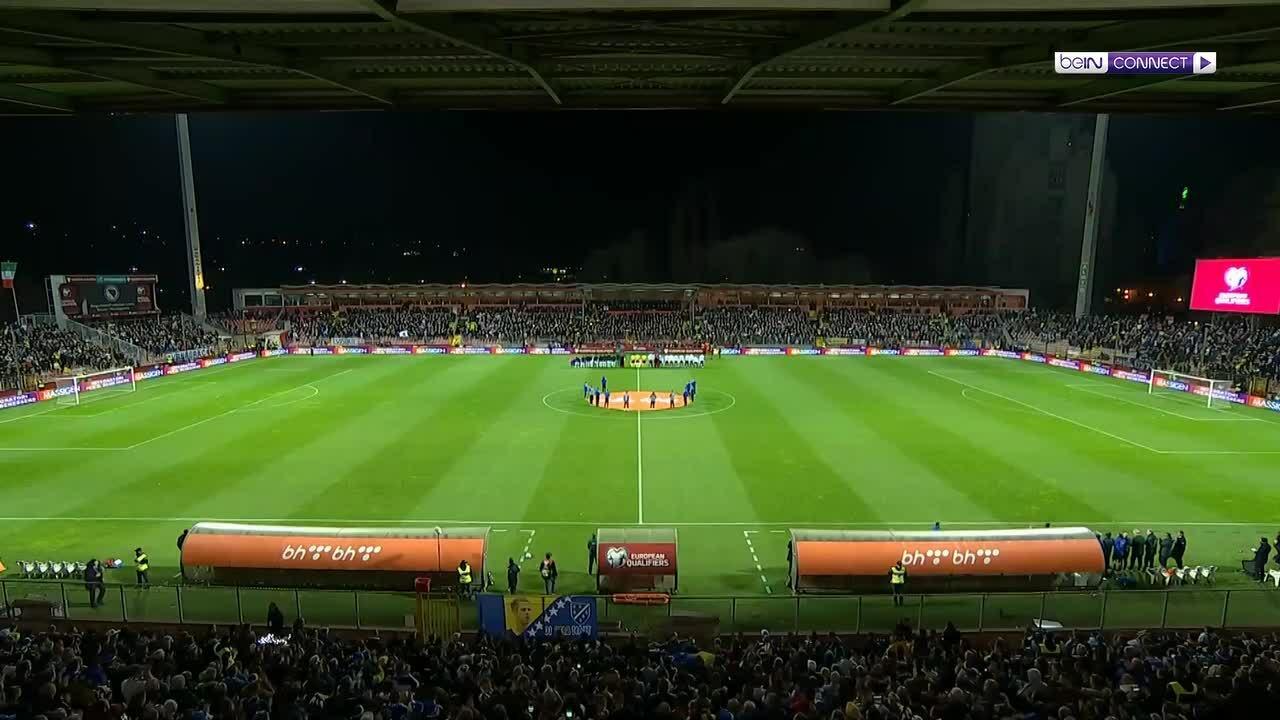 Bosnia and Herzegovina 0-3 Italy