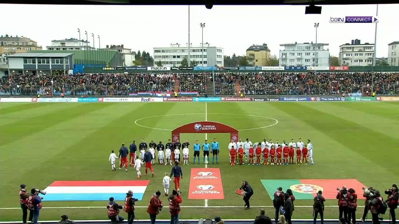 Luxembourg 0-2 Bồ Đào Nha