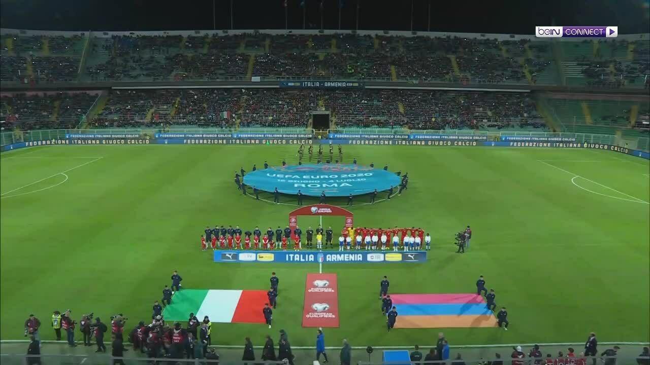 Italy 9-1 Armenia