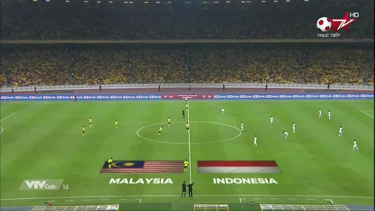 Malaysia 2-0 Indonesia