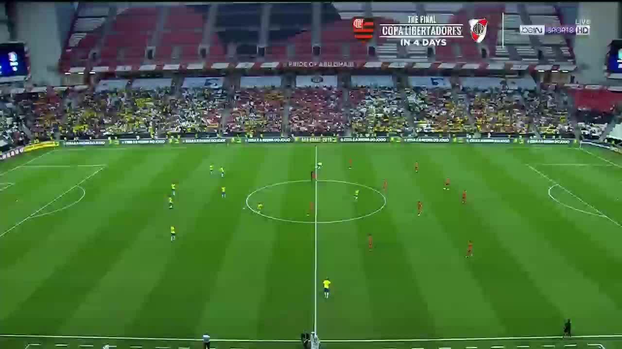 Brazil 3-0 Hàn Quốc