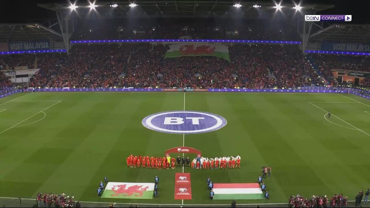 Xứ Wales 2-0 Hungary