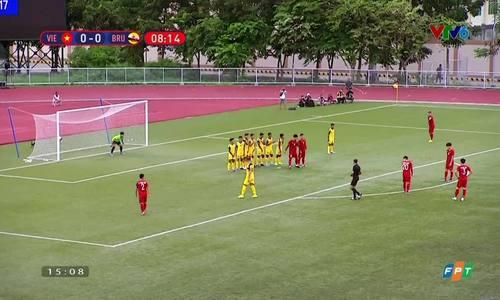 Việt Nam 6-0 Brunei