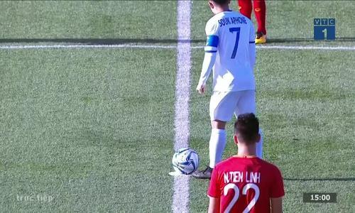 Việt Nam 7-1 Lào