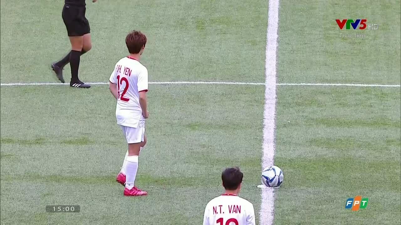 Nữ Việt Nam 6-0 Nữ Indonesia