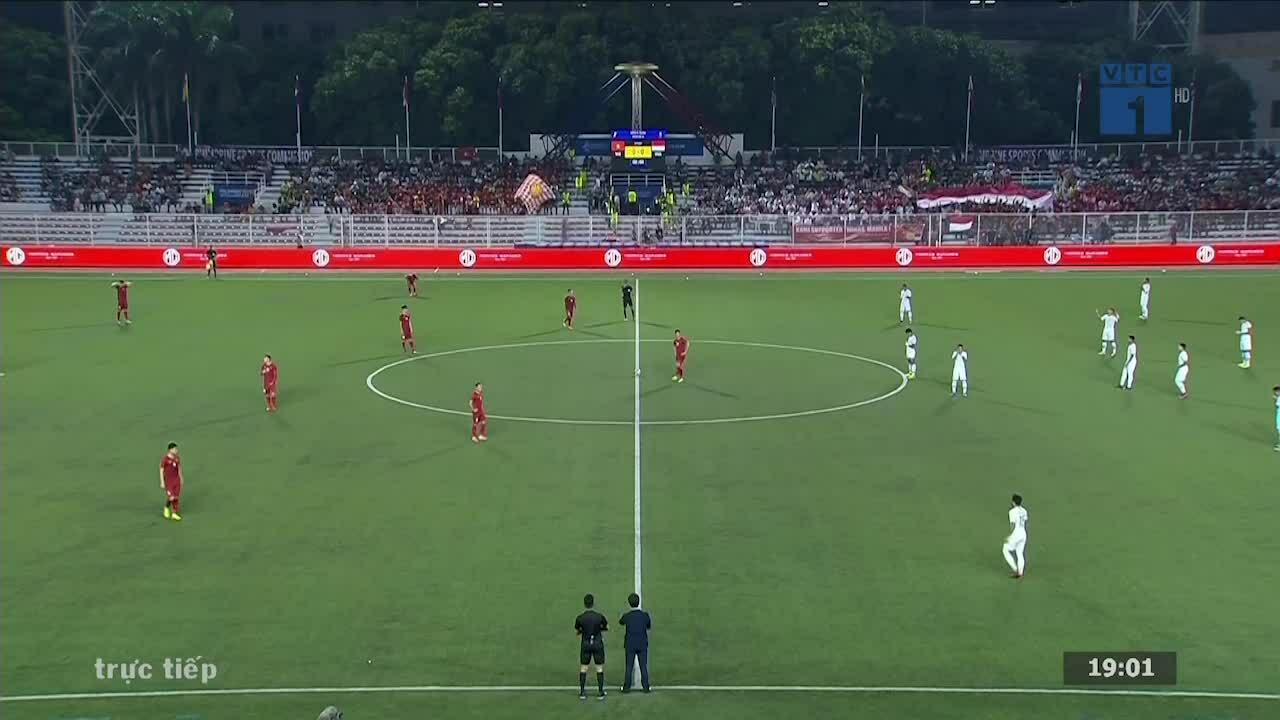 Việt Nam 2-1 Indonesia
