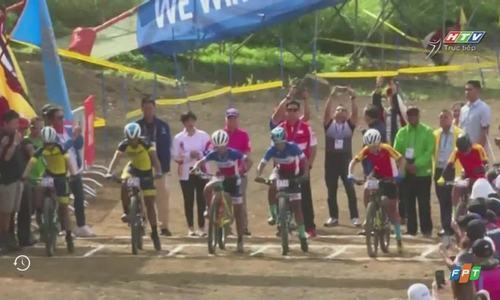 Việt Nam giành HCV đầu tiên ở môn đua xe
