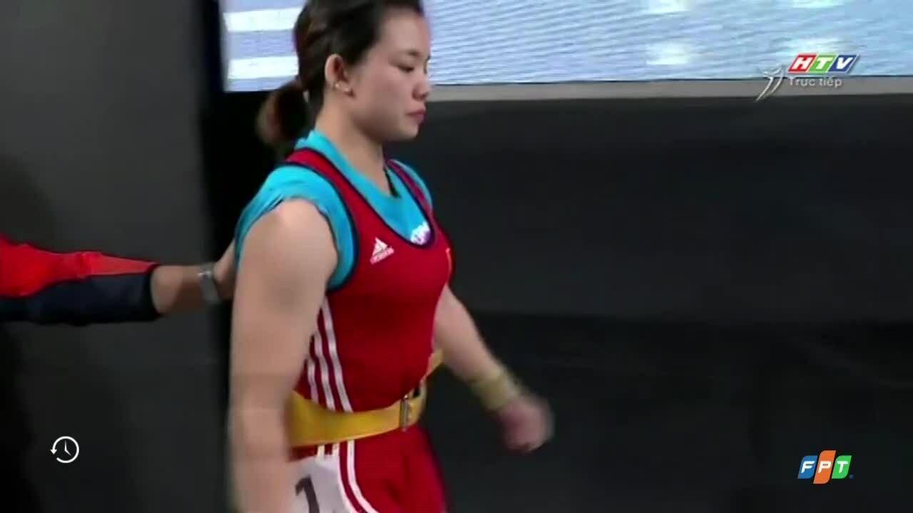 Hồng Thanh giành HC Vàng