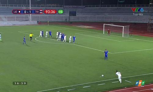 Thái Lan nâng tỷ số lên 2-0