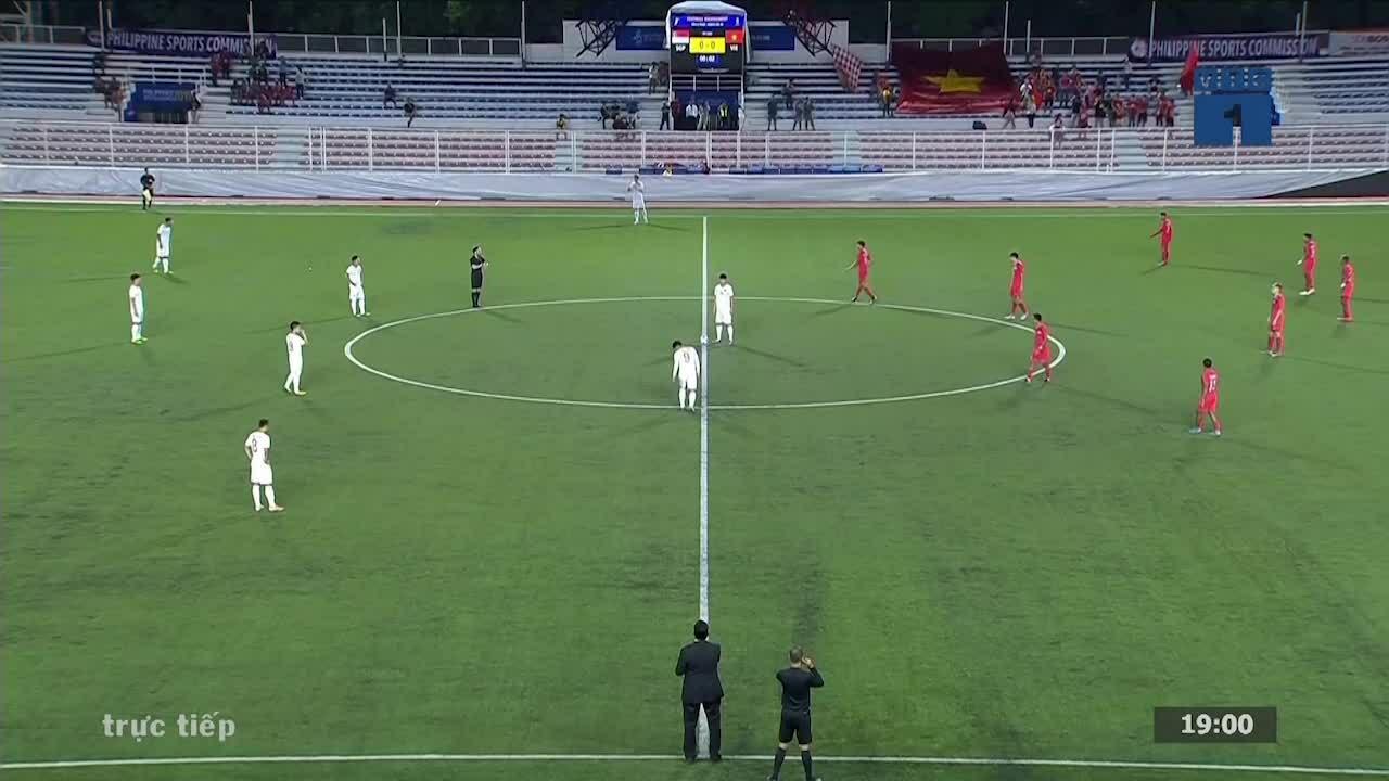 Việt Nam 1-0 Singapore