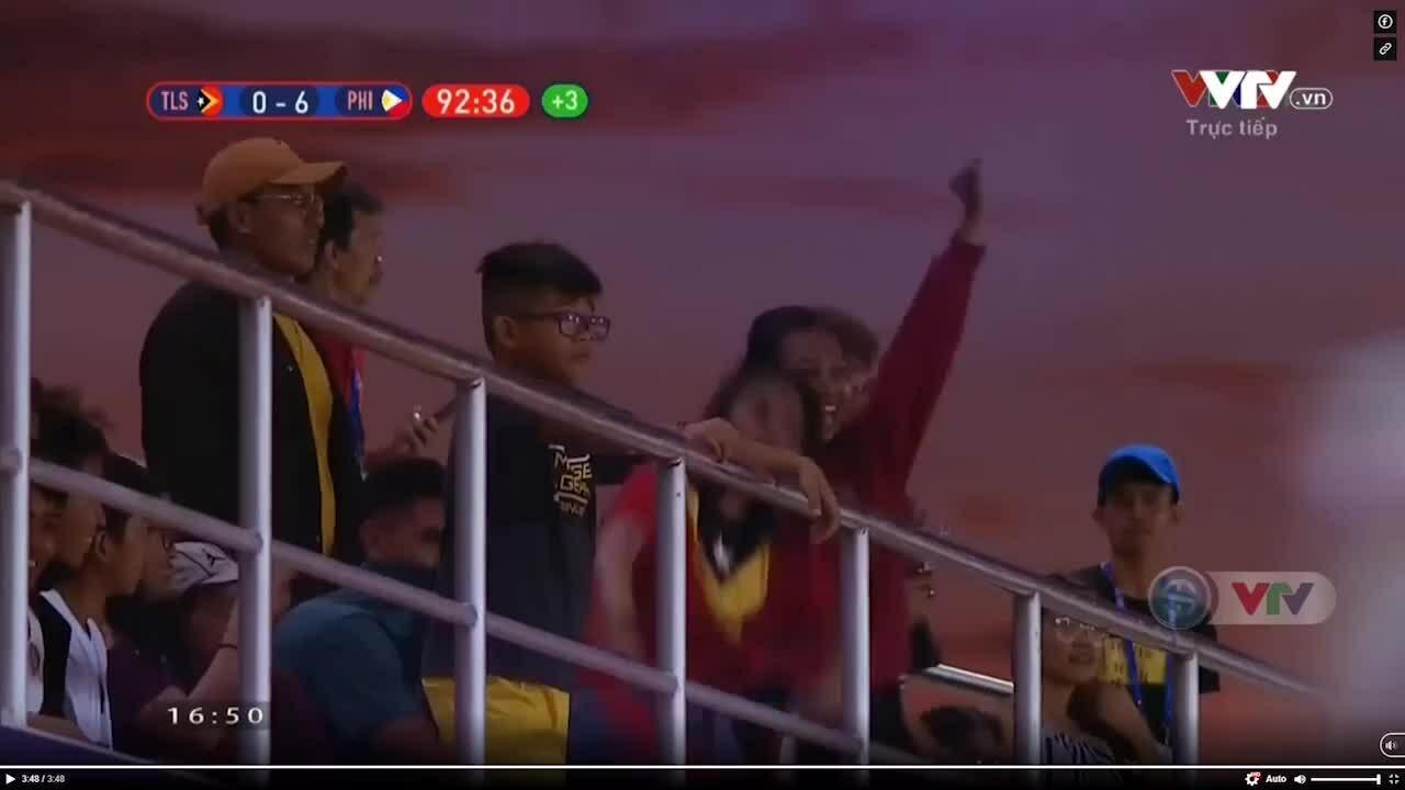 U22 Timor Leste 1-6 U22 Philippines