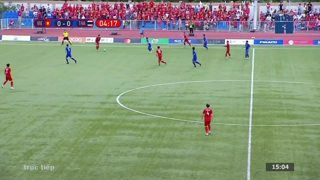 3 bàn thắng ở lượt trận cuối vòng bảng