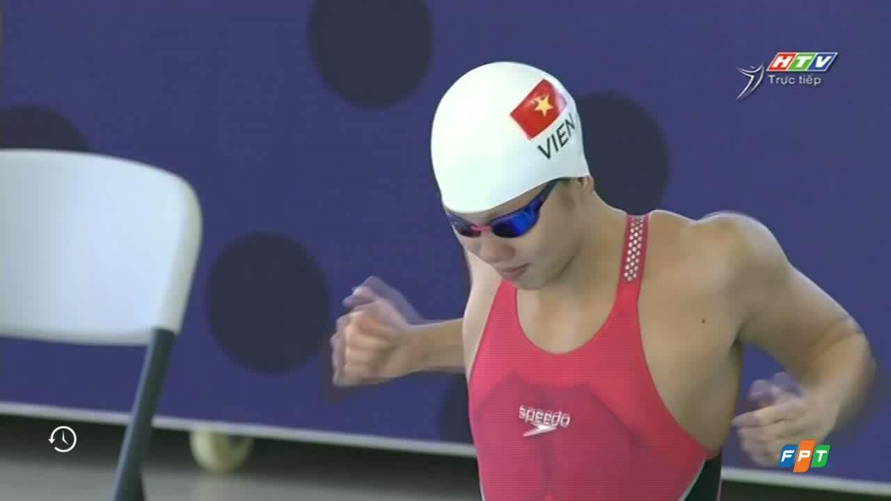 Vòng loại 200m ngửa nữ