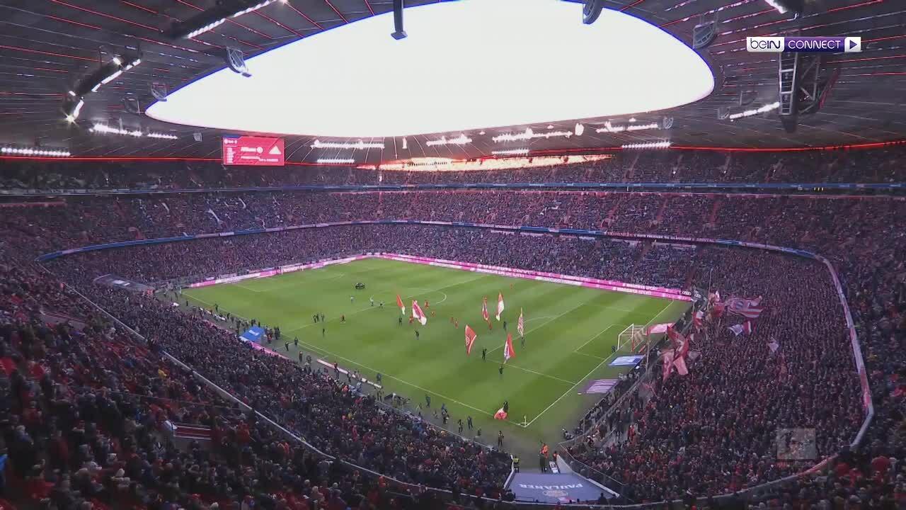 Bayern 6-1 Bremen