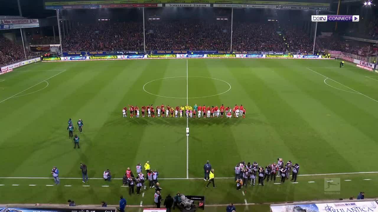 Freiburg 1-3 Bayern Munich